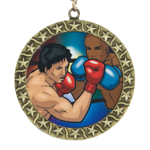 Title Boxing Stars & Stripes Medal Award - Main