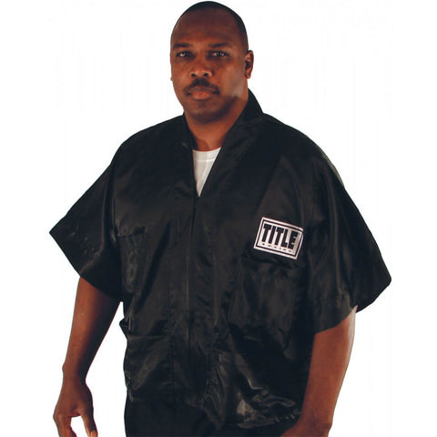 Title Boxing Stock Trainer's Corner Jacket - Main