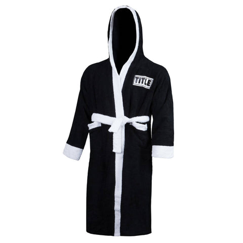 Title Boxing Terry Cloth Boxing Robe - Main