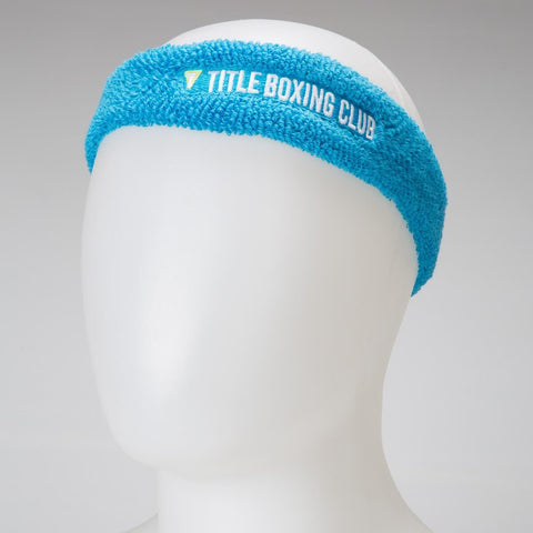 Title Boxing Terry Headband - Main