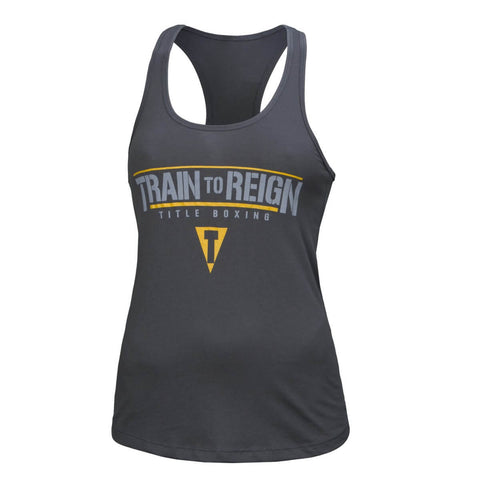 Title Boxing Train To Reign Women's Jersey - Main
