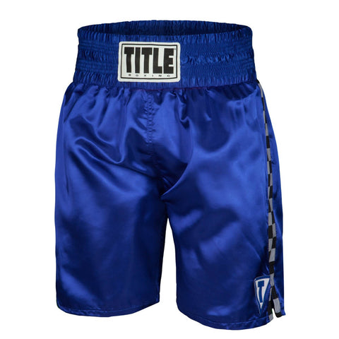 Title Boxing Victory Trunks - Main