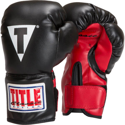 Title Classic Kid & Youth Boxing Gloves - Main