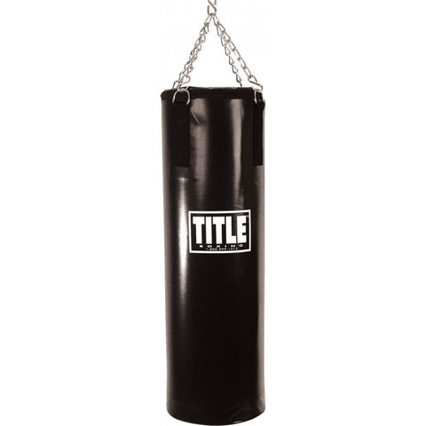 Title Classic Water Filled Heavy Bag - Main