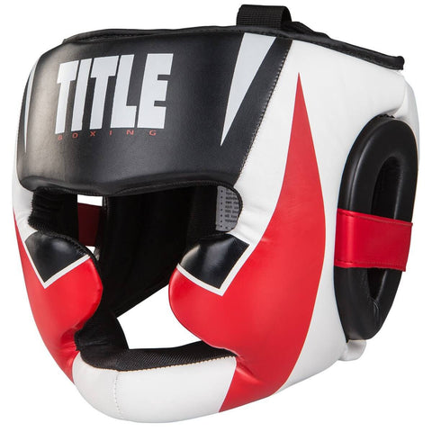 Title Command Full-Face Training Headgear - Main