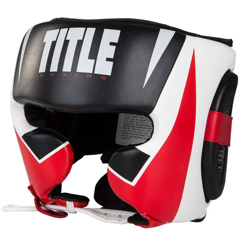 Title Command Lightweight Training Headgear - Main