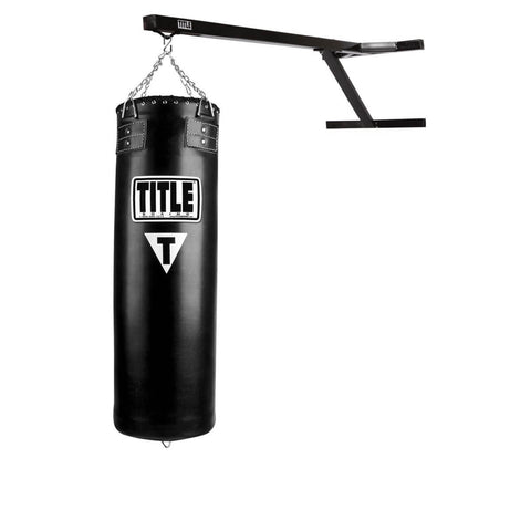Title Deluxe Wallmount Heavy Bag Hanger - Main