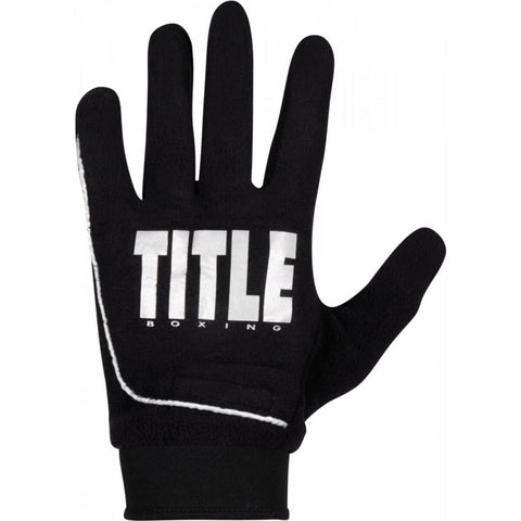 Title Flex Fleece Roadwork Workout Gloves - Main