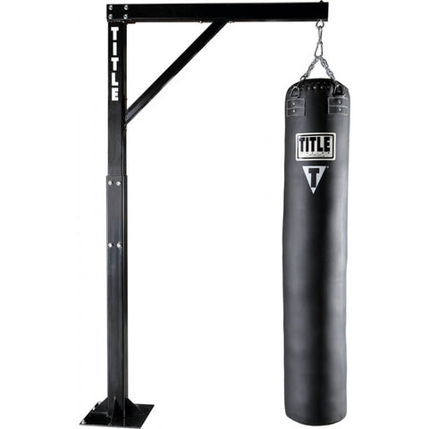 Title Height Adjustable Heavy Duty Heavy Bag Stand - Main