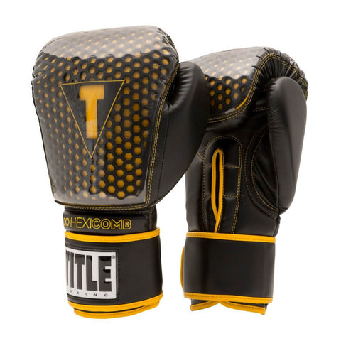 Title Hexicomb Technology Heavy Bag Gloves - Main