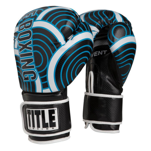 Title Infused Foam Engage Workout Boxing Gloves - Main