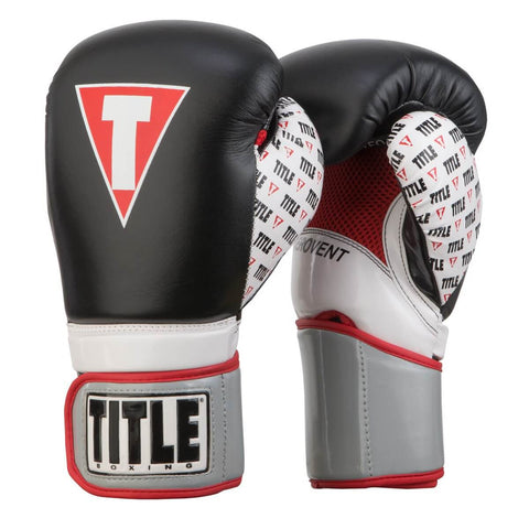 Title Infused Foam Revenge Boxing Training Gloves - Main