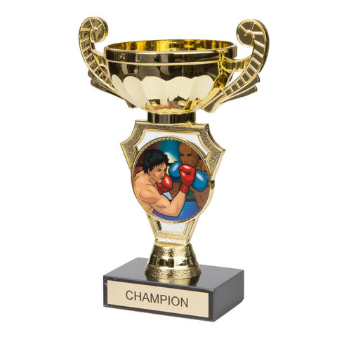 Title Majestic Cup Marble Boxing Winner's Award - Main