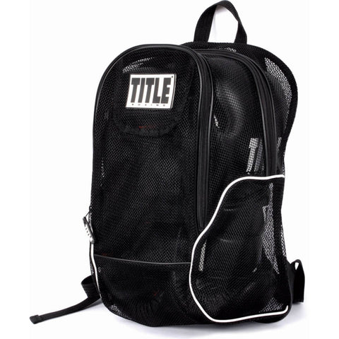 Title Mesh Gear Backpack - Main