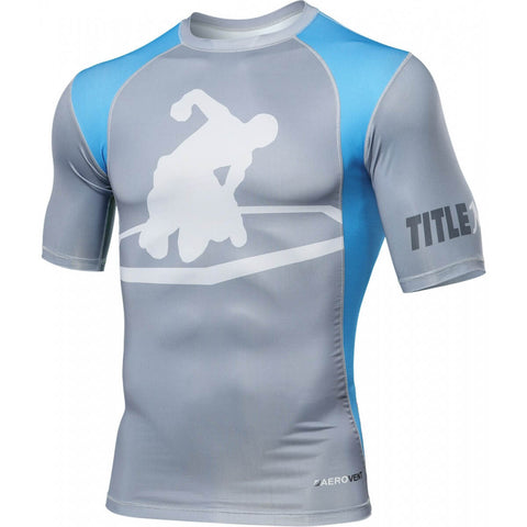Title MMA Endurance Short-Sleeve Rashguard - Main