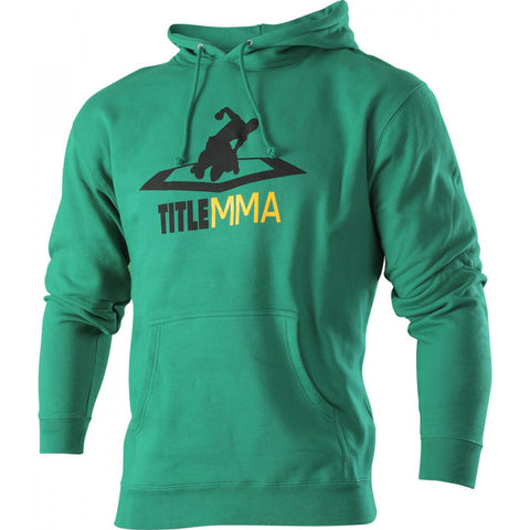 Title MMA Heavyweight Hooded Sweatshirt - Main