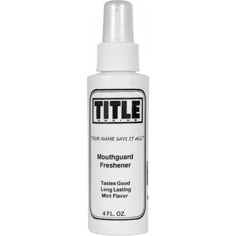 Title Mouthguard Freshening Spray - Main