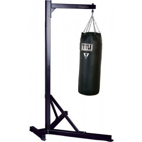 Title Platinum Pro Heavy Bag Stand - Main