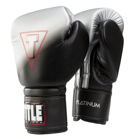 Title Platinum Proclaim Power Heavy Bag Gloves - Main