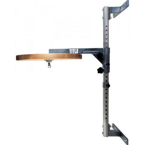 Title Platinum Speed Bag Adjustable Platform - Main