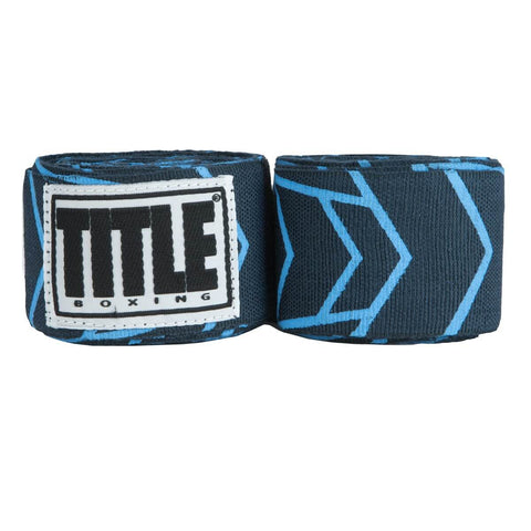 "Title Print Mexican Style 180"" Handwraps - Main"