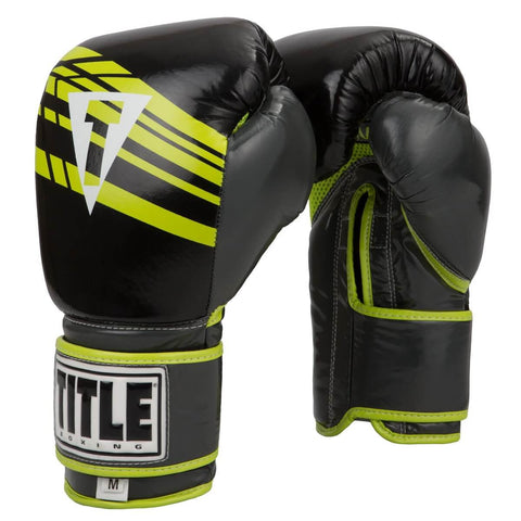 Title Radiate Washable Heavy Bag Gloves - Main