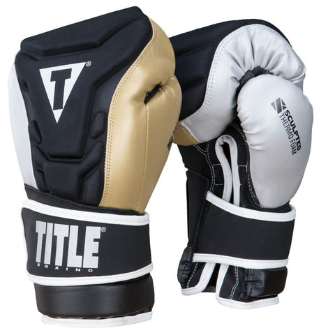 Title Sculpted Thermo Foam Boxing Training Gloves 2.0 - Main