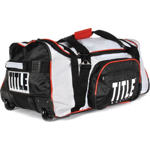 Title Shock & Awe Deluxe Roll Duffle Bag - Main