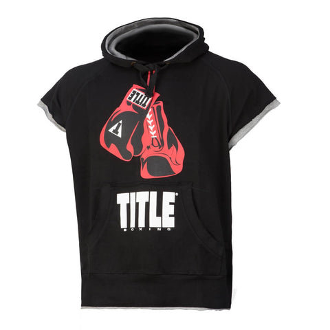 Title Terry Sleeveless Boxing Sweatshirt - Main