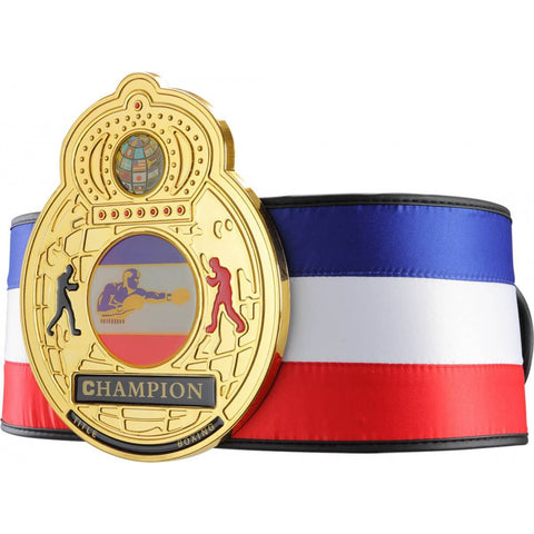 Traditional Championship Belt - Main