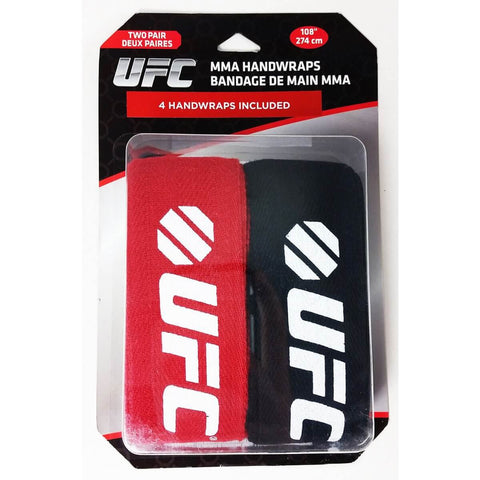 "UFC 108"" Hook & Loop Hand Wraps - 2 Pack - Main"