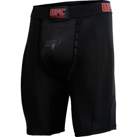UFC Compression Shorts With Groin Cup - Main