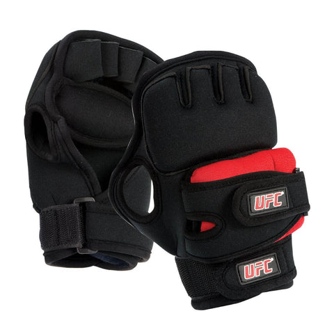 UFC Weighted Gel Padded Training Gloves - Main