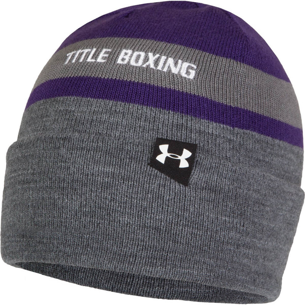 af4d870ba1c Buy Under Armour Title Boxing 4-In-1 Beanie 2.0 Online – ZoobGear