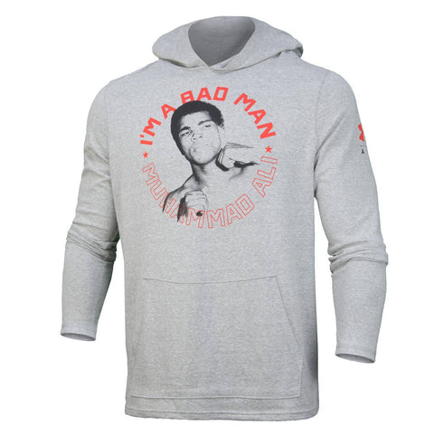 Under Armour MuhaMMAd Ali Bad Man Triblend Hooded Sweatshirt - Main