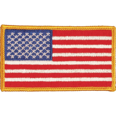 USA Flag Patch - Main