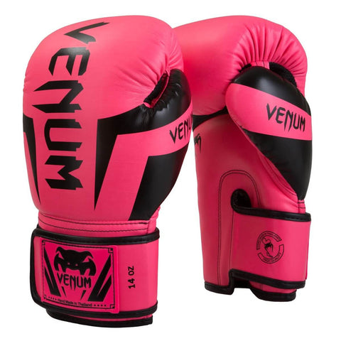 Venum Elite Boxing Training Gloves 2.0 - Angle 4