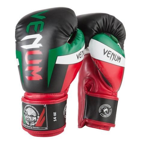 Venum Elite Mexico Style Boxing Gloves - Main