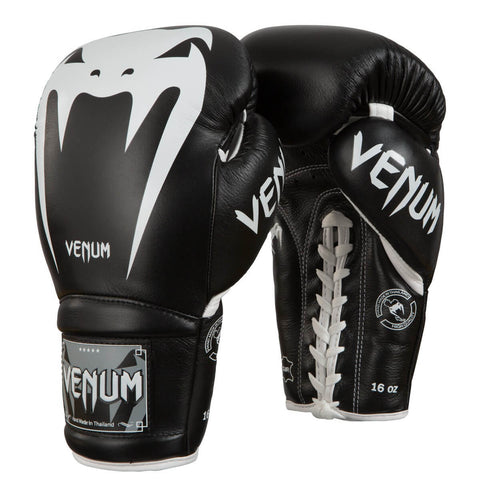 Venum Giant 3.0 Lace Up Boxing Gloves - Main