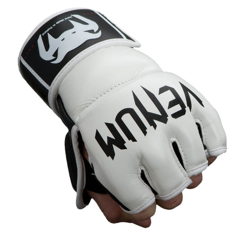 Venum Undisputed Leather MMA Gloves - Main