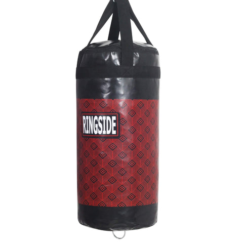 Ringside 40 lb Small Vinyl Heavy Bag - Unfilled - Angle 2