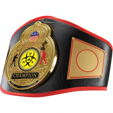 World MMA Championship Belt - Main