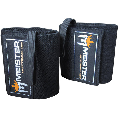Meister Elastic Wrist Support W/Thumb Loop - Main