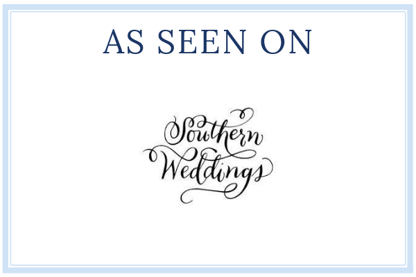 Carolina Dandy featured in Southern Weddings Magazine