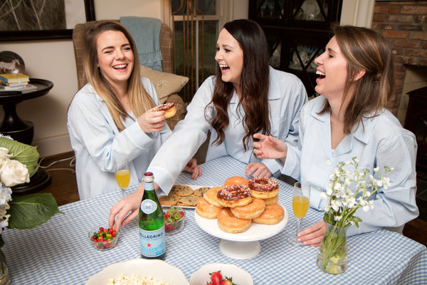 Girls Night In with Your Bridesmaids