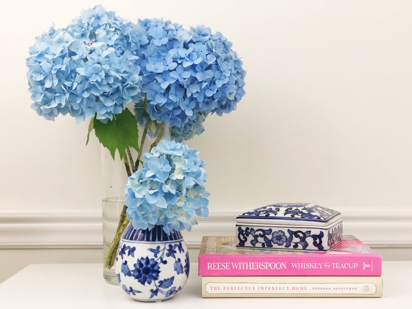Classic Lifestyle Tips- How to Keep Hydrangea Blooms Pretty for a long time