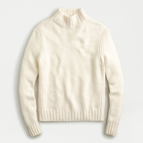 JCrew Mock Neck Sweater