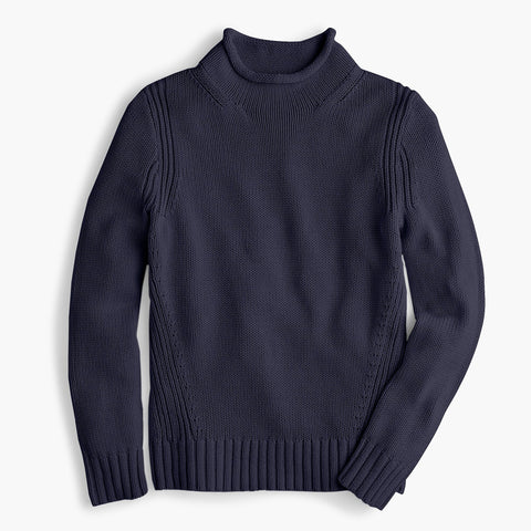 Women's Rollneck Sweater JCrew