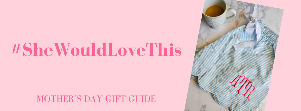 Personalized Gifts for Mother's Day Gift Guide