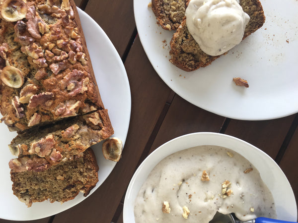 Vegan Banana Bread (12 Servings)